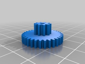 My Genie zx1000 Robot Vaccum wheel cog