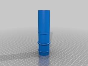 Shop Vacuum Hose Adapter Coupler