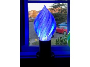 Giant Ornament Lamp
