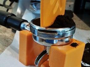 Espresso Dosing Scraper
