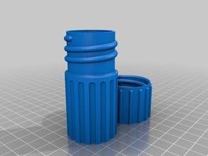 120 film container