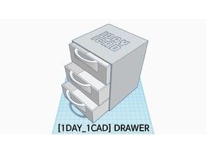 [1DAY_1CAD] DRAWER