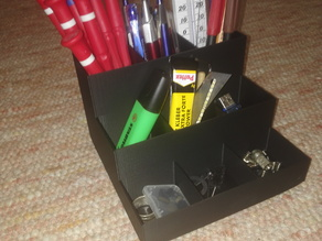 Simple tool or pen holder