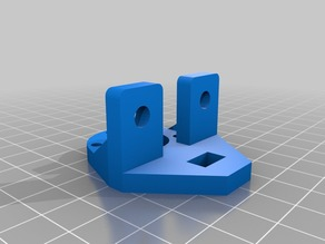 Hypercube Nut Holder for Bigger Nuts