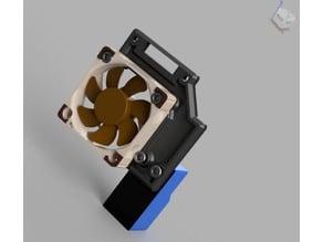 Flsun Cube simple holder fan&sensor
