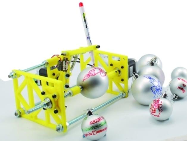 Arduino 4wd robot Ping sensor AK Eric