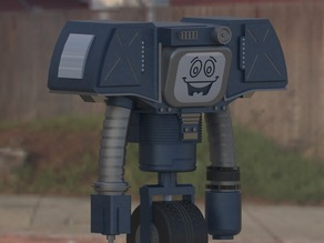 Yes Man Fallout 4 (Securitron)