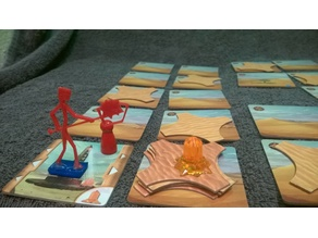 Archeologist game piece