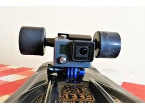 Skate Riser Pad GoPro Mount