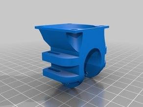 Fan holder/mount for E3D v6 Volcano