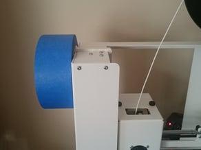 Printrbot Play Blue Tape Holder
