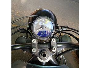 popular aftermarket speedo mount for BMW K100/75