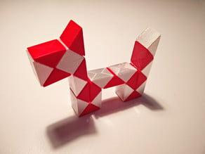 Magic Snake (Rubik's Snake)