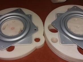 small lazy-susan bearing adapter