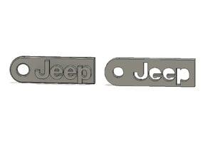 Porte clef Jeep