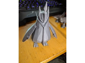Empoleon - 3D Print Ready
