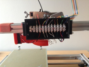 electrical box extruder k8200 / 3drag