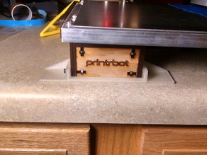 Printrbot Simple 1405 Front Foot