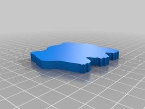 Bulbasaur Refrigerator Magnet