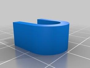 Pursa i3 acrylic leveling nut holader