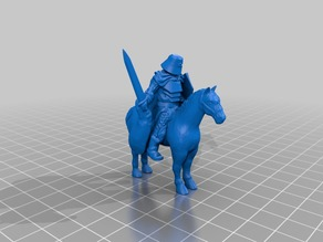 Mounted Knight