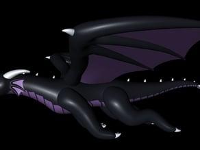Drake Dragon toy