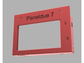 Paneldue 7 enclosure for 3030