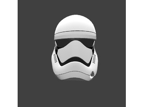 Wearable Storm Trooper Helmet v1