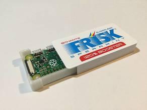 "Raspberry Pi ZERO ""FRISK"" size case"