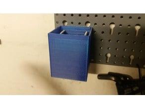 Pegboard Penholder or simple Box