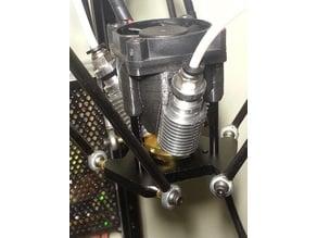 Diamond Hotend Conversion, Anycubic Linear Plus Kossel Printer