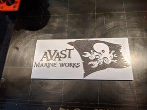 Avast Marine - MMU/Multicolor