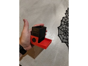 Remixed Compact Dice Tower