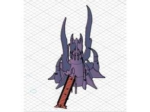 Evil Space elf Generator-Spire