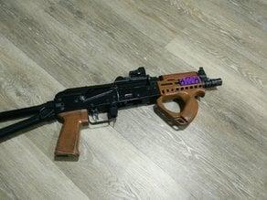 AK74 ares slim motor magpul grip replica AIRSOFT
