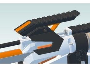 Caliburn - Rail Riser