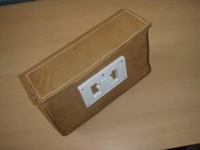 Hapo-G compatible handlebar bag fixation