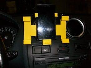 lumia 925 car Holder Ford Fiesta