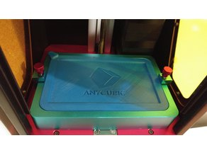 Anycubic Photon Cover
