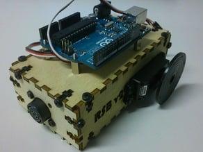 RSB bot v2 lasercut