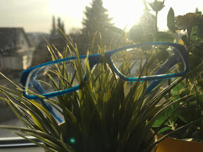 3D-Printed Glasses that you can wear!