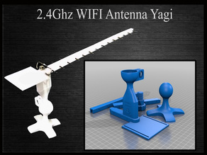 2.4Ghz WIFI Antenna Yagi