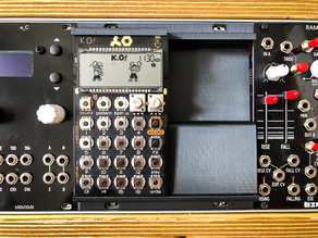 EUROTEN & EUROTENDUO – Eurorack holders for Teenage Engineering Pocket Operators™