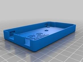 ArduinoMega case ventilated