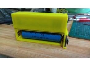 18650 Detachable battery box
