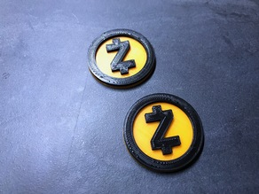 Zcash Cryptocurrency Coin
