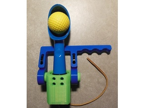 A Plastic Ice Cream Scoop Toy Thing.