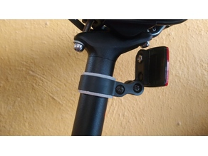 30mm to 27.2mm Bycicle Seatpost Adaptor