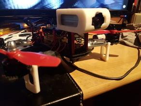 Camera and Gear for QAV 250