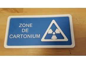 Cartonium